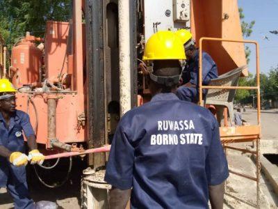 Drilling of new Boreholes at communites in Gwange 1, 2, and 3 of M.M.C