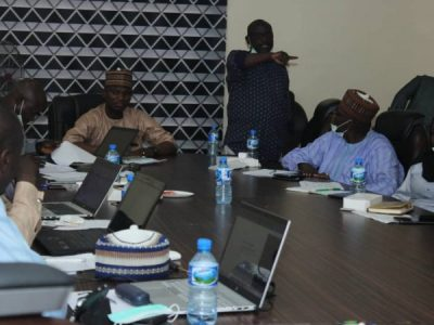 RUWASSA IN COLLABORATION WITH UNICEF BORNO STATE ORGANISED A TWO DAY TRAINING FOR ENUMERATORS ON WASH DATA COLLECTION